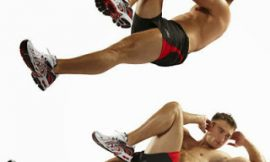 Коремни Преси Велосипед | Упражнения за Корем