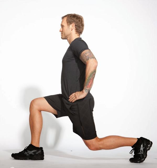 Напади – изненадващо добро упражнение за крака