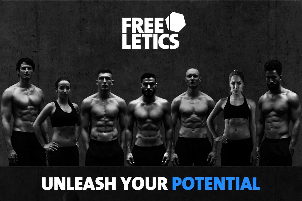 Фриилетикс (Freeletics) –  Тренировки само със собствено тегло