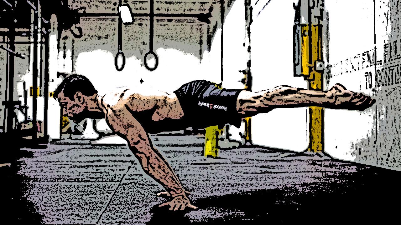 Използвай изометрични упражнения, за да повишиш силата при тренировки със собствено тегло