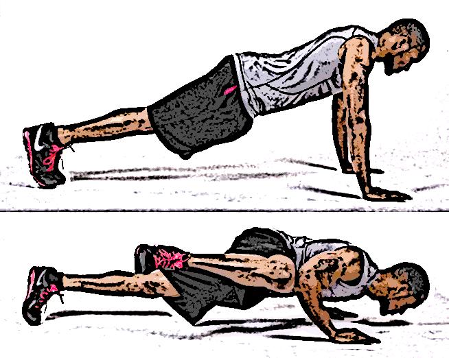 Сложни упражнения за повиашване на силата при тренировки със собствено тегло