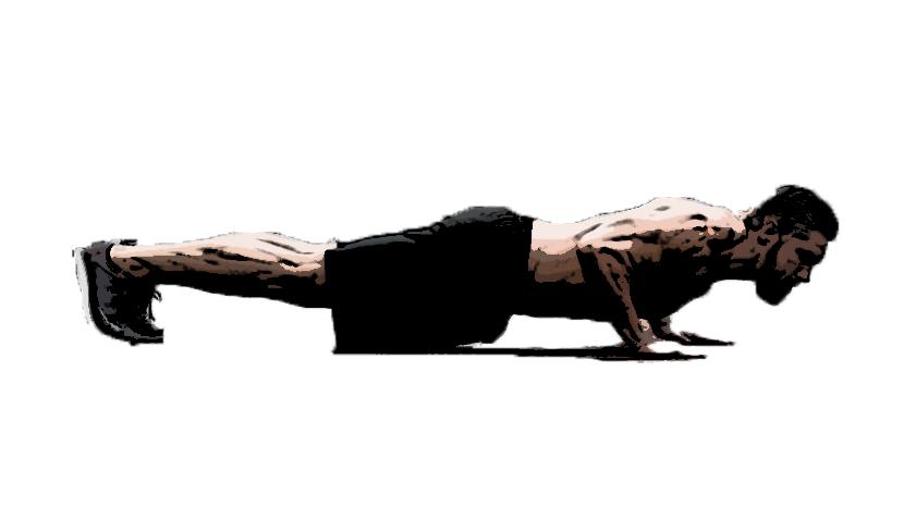 Увеличи сериите и повторенията, за да добиеш сила при тренировки със собствено тегло