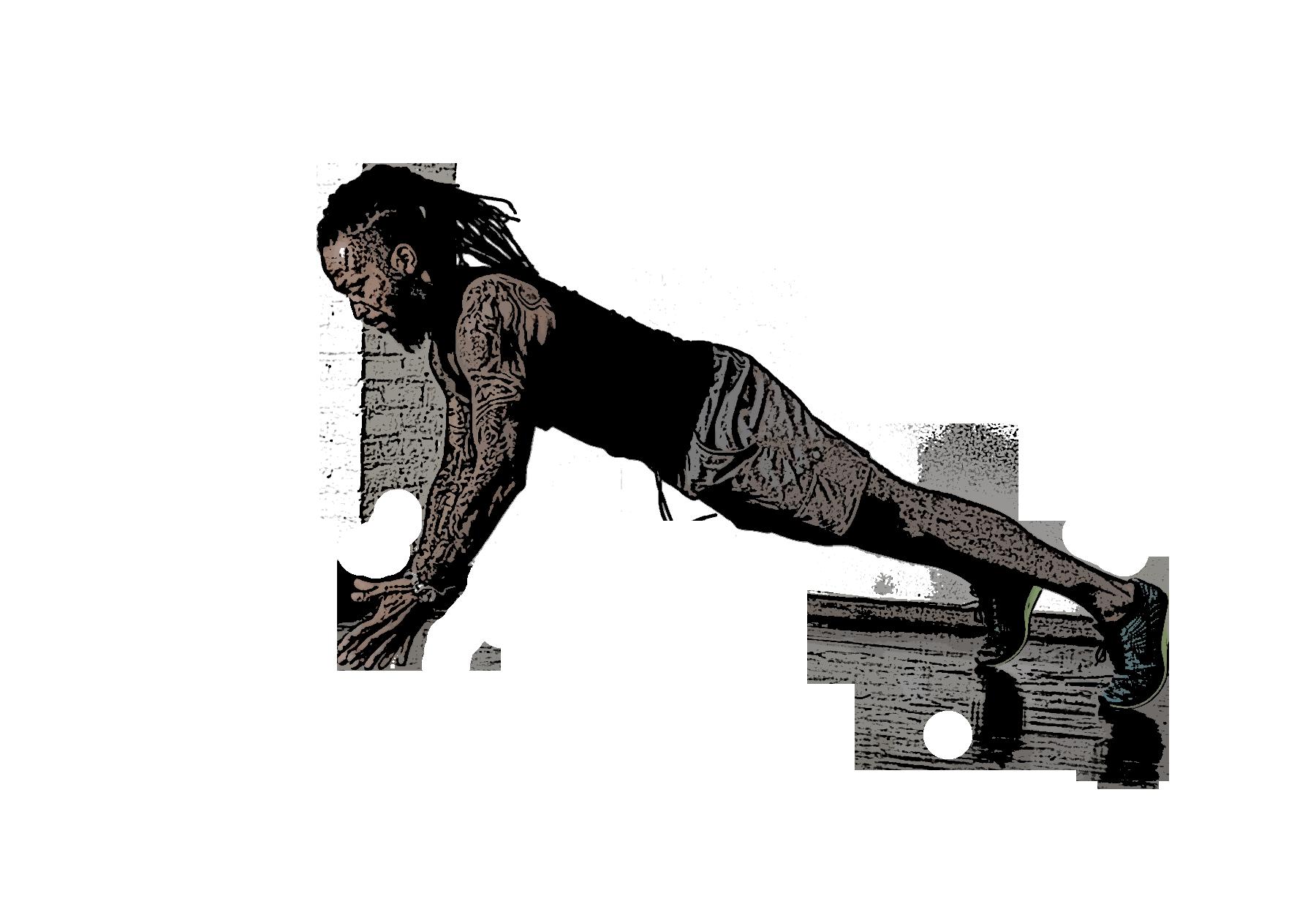 Плиометрични упражнения за повишаване на силата при тренировки със сообствено тегло