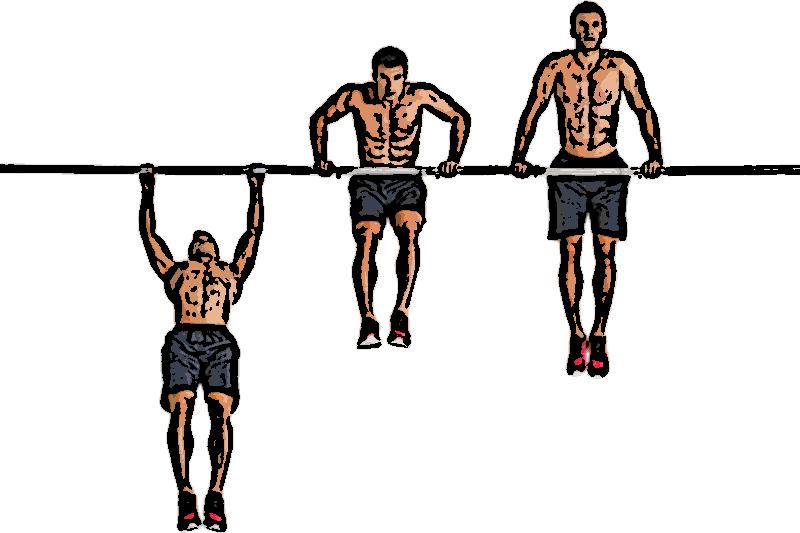Използвай по-трудни упражнения за покачване на силата при тренировки със собствено тегло