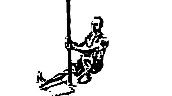 Асистиран клек с един крак